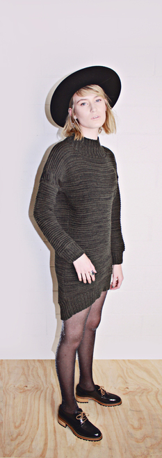 Jonny Jumper Dress