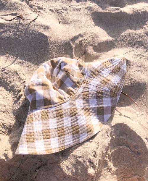 Bucket Hat - Gingham