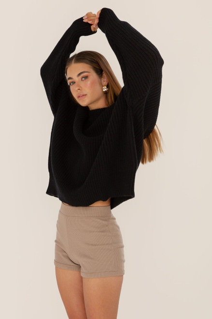 Pippa Jumper Black