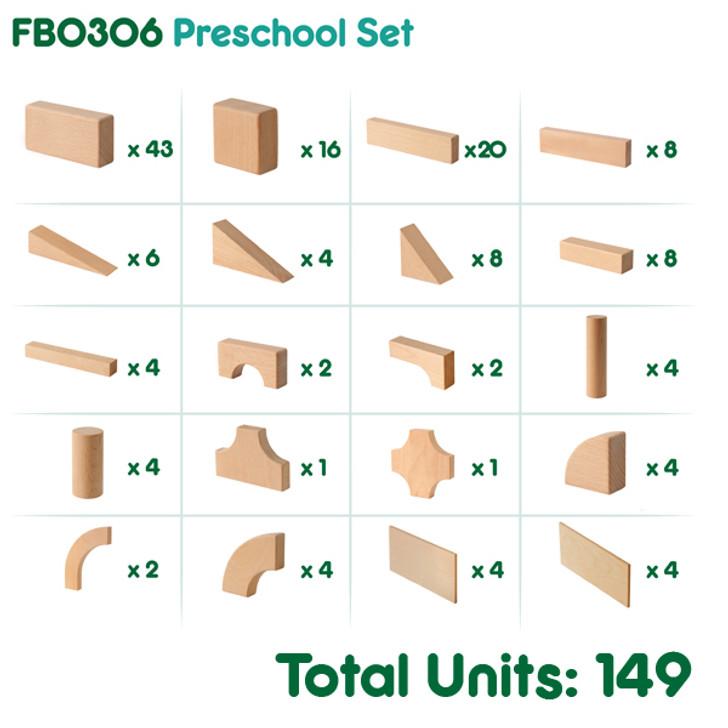 Preschool Set