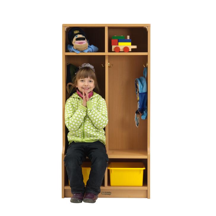 Two-Space Locker