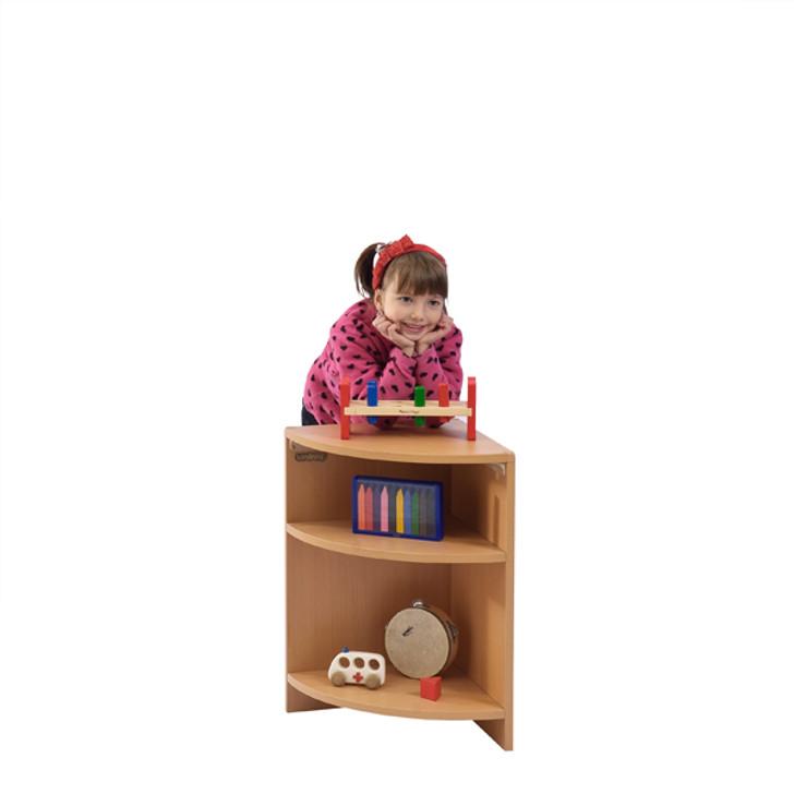 """Corner Shelf 24"""" (Pre-sale product)"""