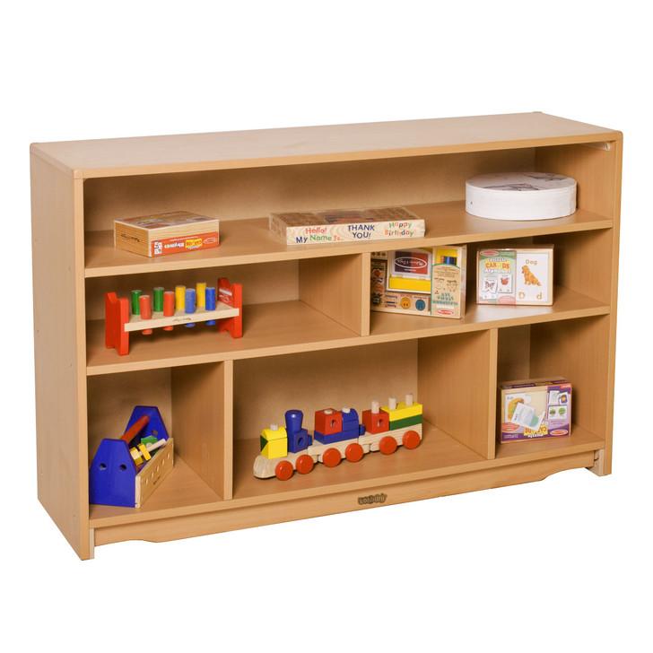 """[Per-sale]Closed Back Shelf 4' x 32"""""""