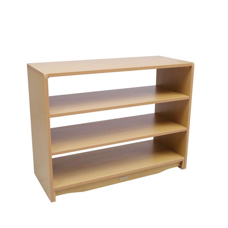 """Open Back Shelf 3' x 32"""" (Pre-sale product)"""