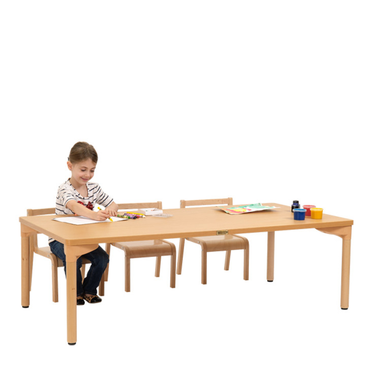 "Rectangular Table 30"" x 60"""
