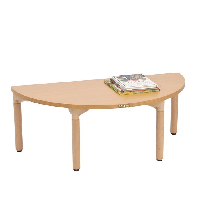 Half Round Table D 48 x R 24