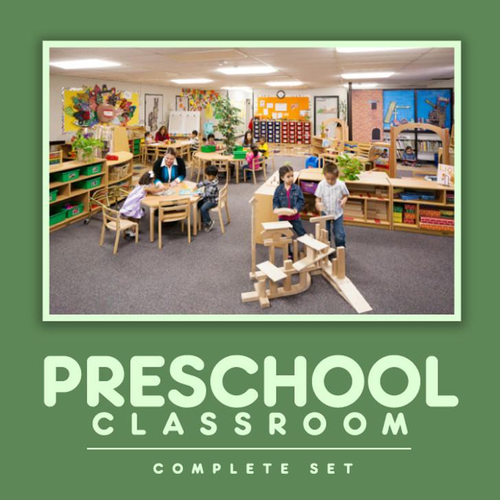 Preschool Classroom Complete Set