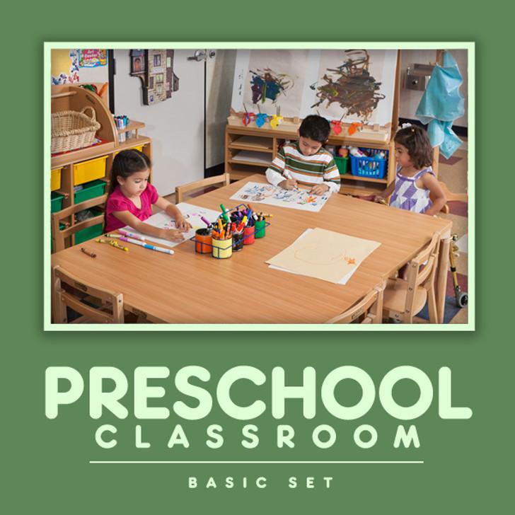 Preschool Classroom Basic Set