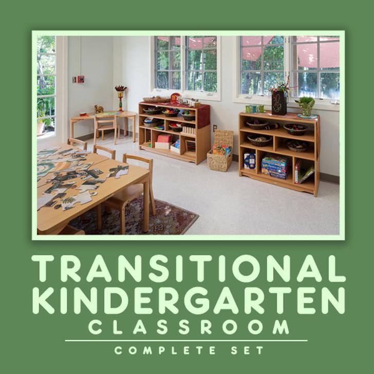 Transitional Kindergarten Classroom Complete Set