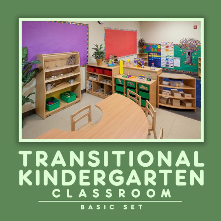 Transitional Kindergarten Classroom Basic Set