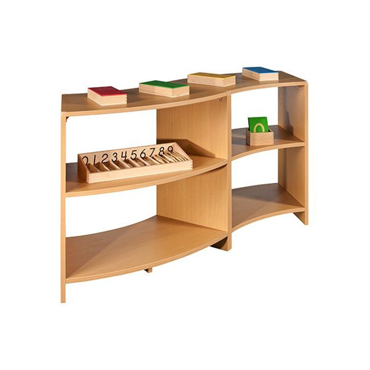 Montessori Shelving Set 1