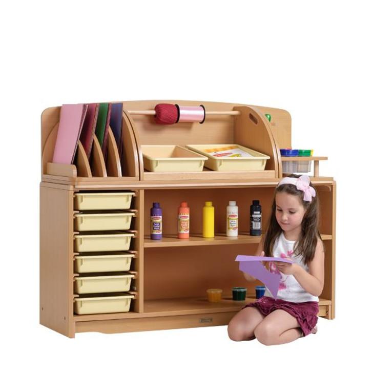 Multi-Storage Shelf - 4