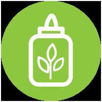 E-Zero Organic Glue