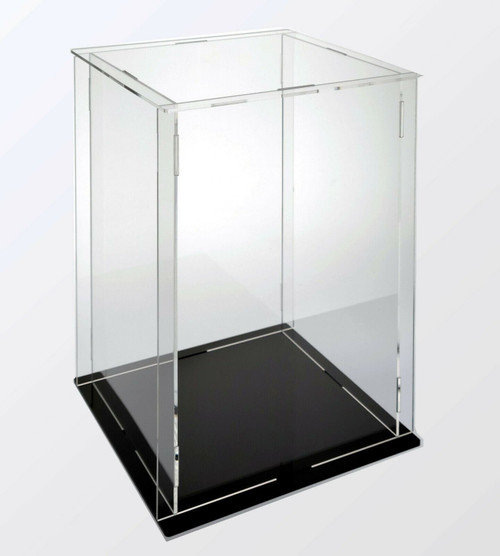 "Katana Collectibles Clear Acrylic Display Case. 6""x6""x10"""