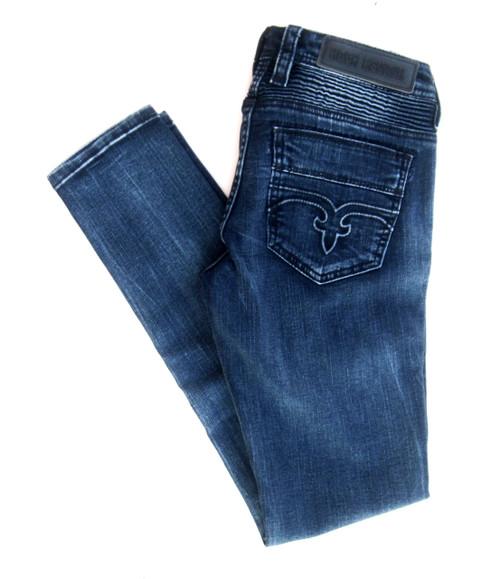 Rock Revival Macyn Skinny Moto Jean