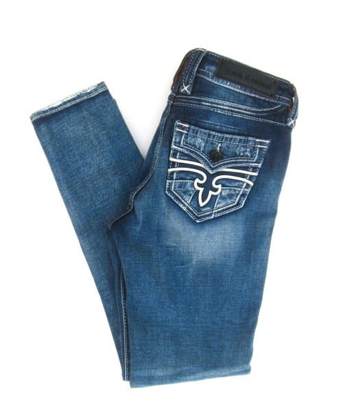 Rock Revival Aala Mid Rise Skinny Jean