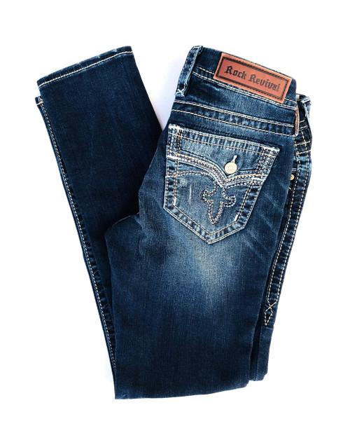 Rock Revival Leni Skinny Denim Jean