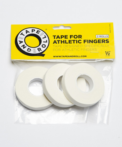 "Tape and Roll 1/2"" x 10 yards tape - 3 Rolls"