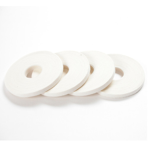 """Tape and Roll 1/4"""" x 10 yards finger tape - 6 Rolls"""