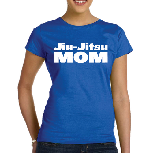 Jiu-Jitsu Mom T-Shirt