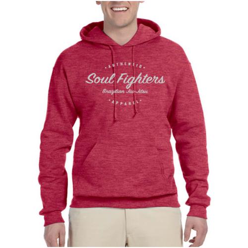 Soul Fighters Red Hoodie