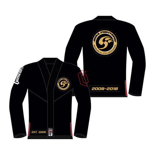 10 Year Anniversary Limited Edition Gameness Youth Air Gi