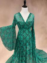 Emerald Green Daphne