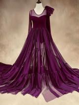 Violetta Gown