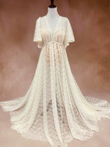 Flor Ivory Gown