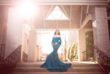 Color: Teal, Pictures by Sarah Feinstein Photography