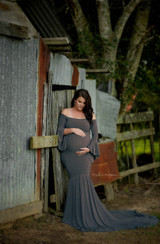 Color: Charcoal, Picture by Erika Mason Photography