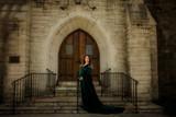 Sarah Velvet Gown (Plus Size)