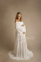 Harlow Lace Gown