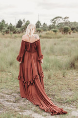Tulla Gown