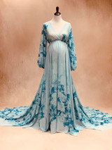 Clementia Gown