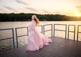 Harlow Chiffon Gown