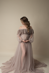 Heather Gown