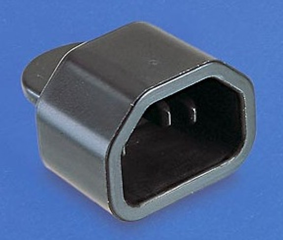 IEC C14 Blanking cover for C13