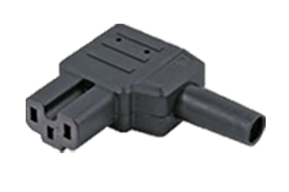 C15A LH angle socket