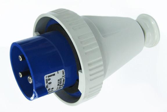 32A IEC 60309 straight plug (IP67)