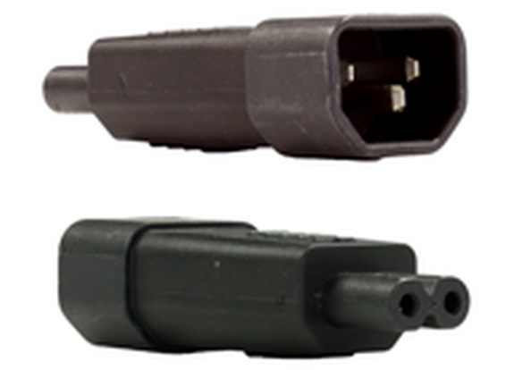 C14 to Figure 8 adapter