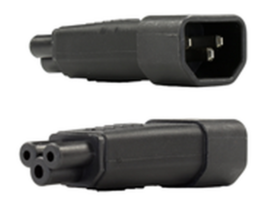 C14 to Clover adapter