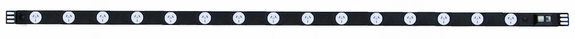 Power Strip 15 Outlets | 3pin | 1.7m Vertical