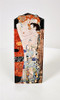 JOHN BESWICK KLIMT THREE AGES OF WOMAN CERAMIC ART VASE SILHOUETTE D'ART PARASTONE