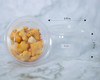Clear Plastic Disposable Portion Cups/Souffle Cup with Lids 4 oz