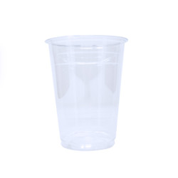 Plastic Cups - Clear - 16 oz