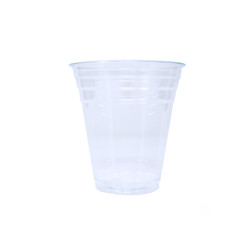 Plastic Cups - Clear - 12 oz