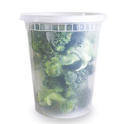 Deli Food Storage Containers - 32oz