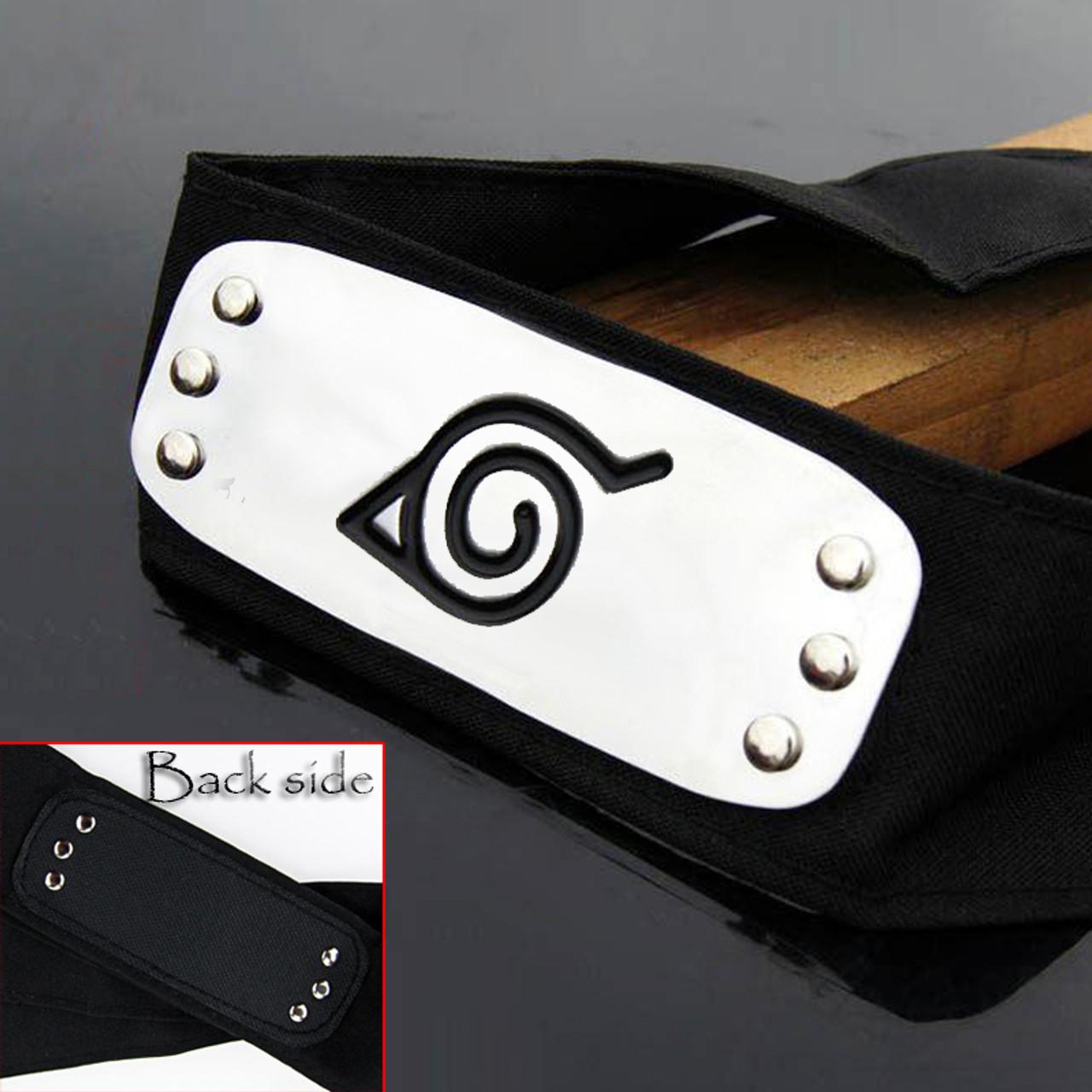 Naruto Shippuden Leaf Village Headband
