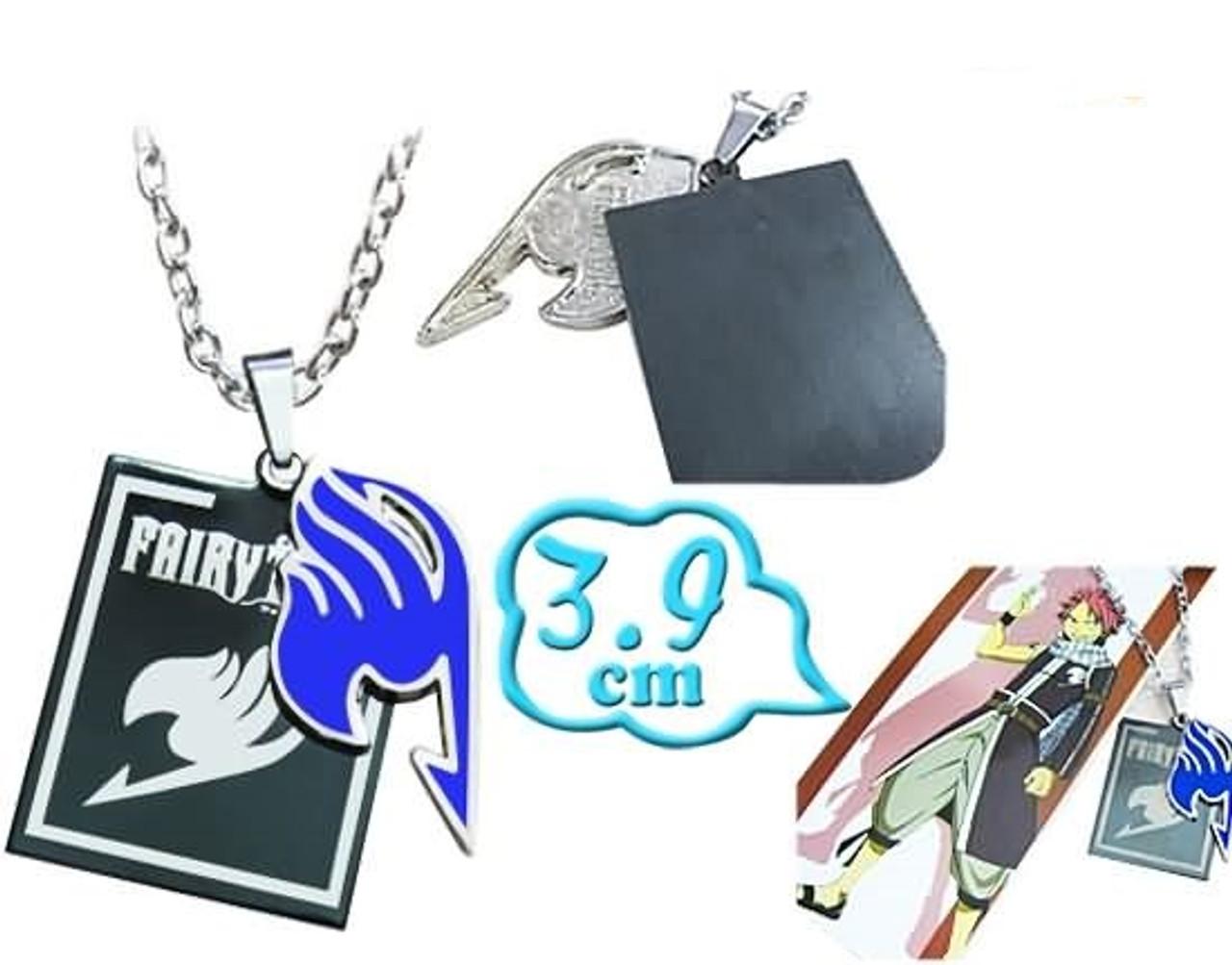 Fairy Tail Gray Tattoo Logo Necklace Jewelry